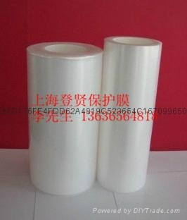 PE透明保護膜 1