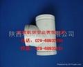 HDPE超静音排水管沟槽式卡箍