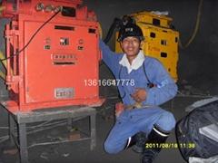 QJR-315、400礦用防爆軟起動櫃