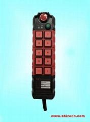 Electric hoist remote co