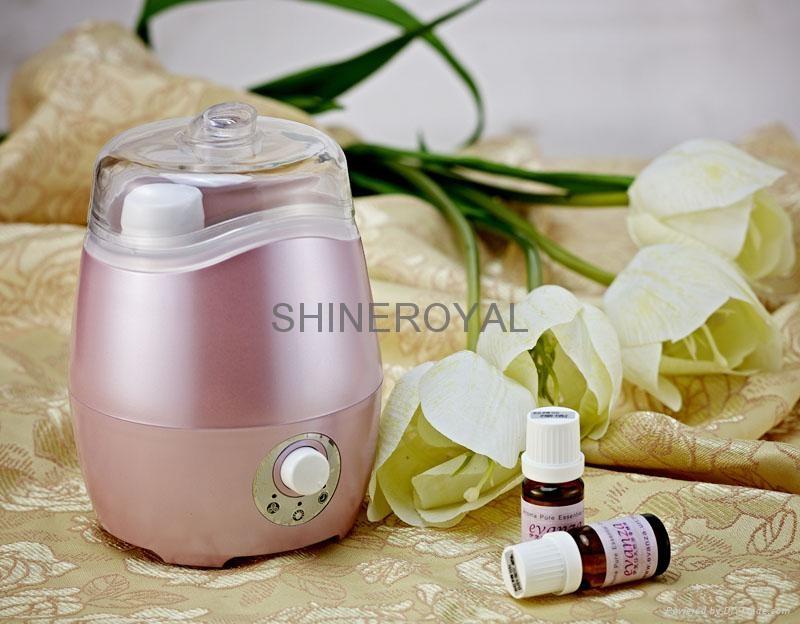 帶淨化功能的迷你香薰加濕器 Aroma Diffuser 1