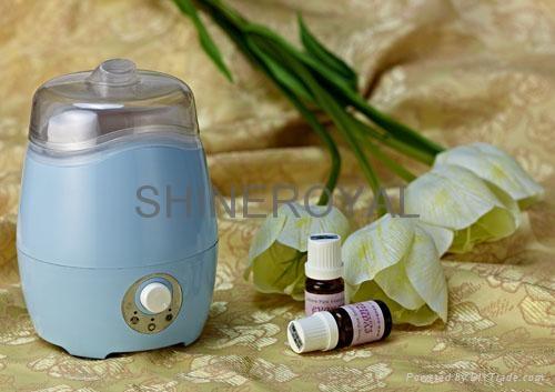 帶淨化功能的迷你香薰加濕器 Aroma Diffuser 3