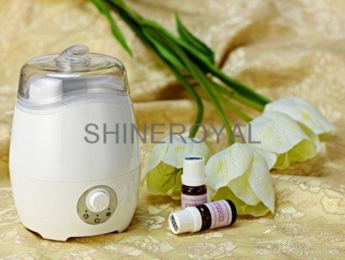 帶淨化功能的迷你香薰加濕器 Aroma Diffuser 5