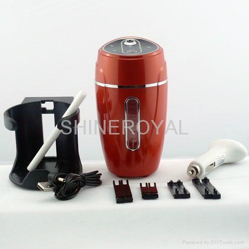 USB加濕器 車載加濕器 桌面加濕器 無水自動斷電 3