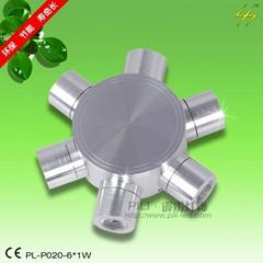 LED壁灯PL-P020-6*1W