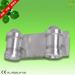 LED壁灯PL-P025-4*1W