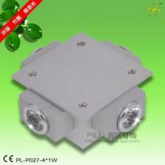 LED壁灯PL-P027-4W