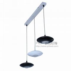 LED飞碟吸顶灯 LED欧式飞碟吸顶灯