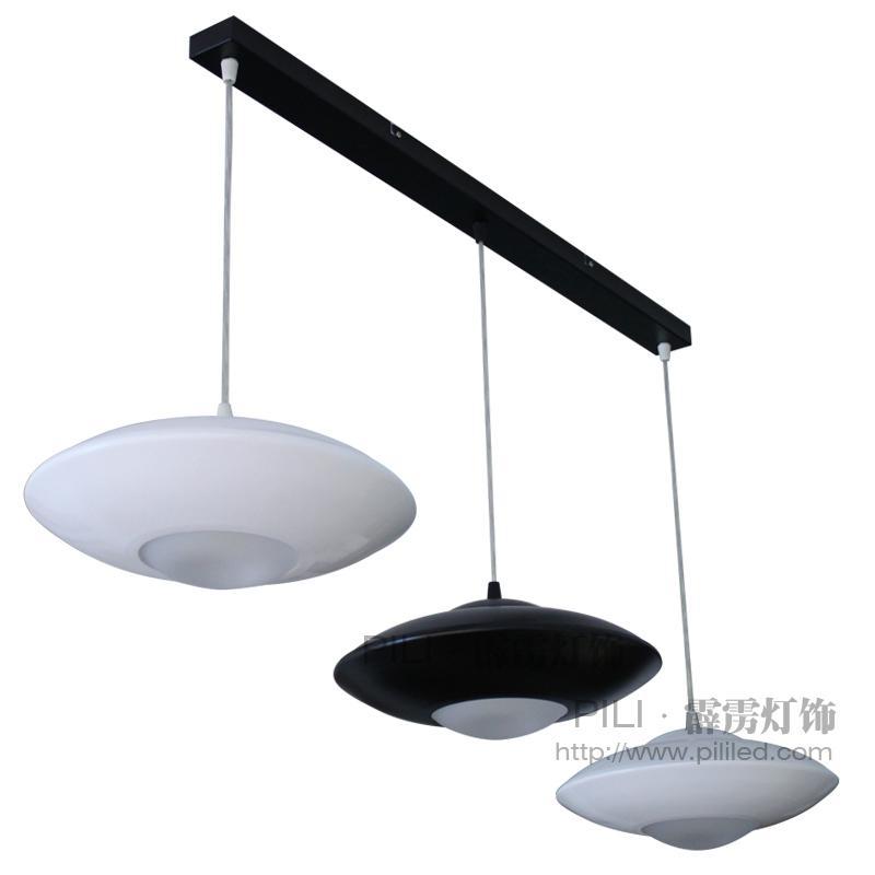 LED飛碟燈 LED吸頂燈LED歐式餐吊燈LED節能吸頂燈 1