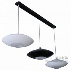 LED飞碟灯 LED吸顶灯LED欧式餐吊灯LED节能吸顶灯