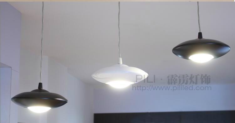 LED飛碟燈 LED吸頂燈LED歐式餐吊燈LED節能吸頂燈 3