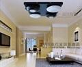 LED chandelier meal /LED UFO lights /LED ceiling lamps the European 3