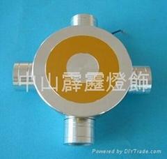 LED壁灯PL-P005-4*1W