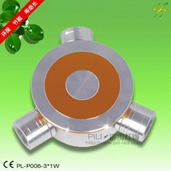 LED壁灯PL-P006-3*1W