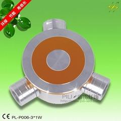LED壁燈PL-P006-3*1W