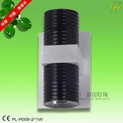 LED壁燈-PL-P009-2*1W