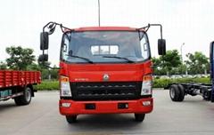 中國重汽HOWO 豪沃輕卡系列全車配件