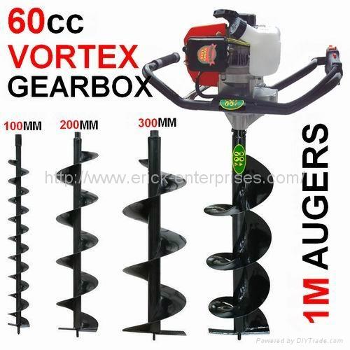 DZ600 ground drill 1