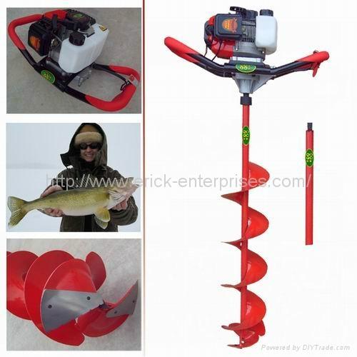 BZ540 Ice fishing drill 1