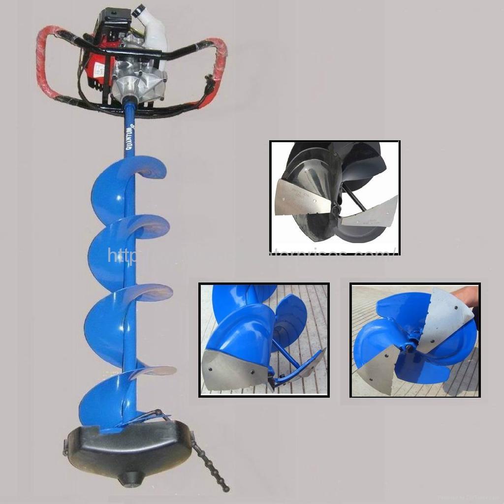 BZ540 Ice fishing drill 3