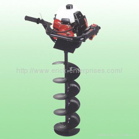 DZ490 Earth drill 4