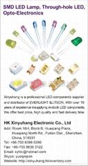 HK XINYUHANG ELECTRONIC CO.,LTD