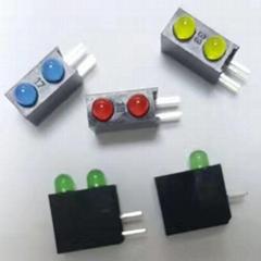 专业自动化设备生产带座LED灯