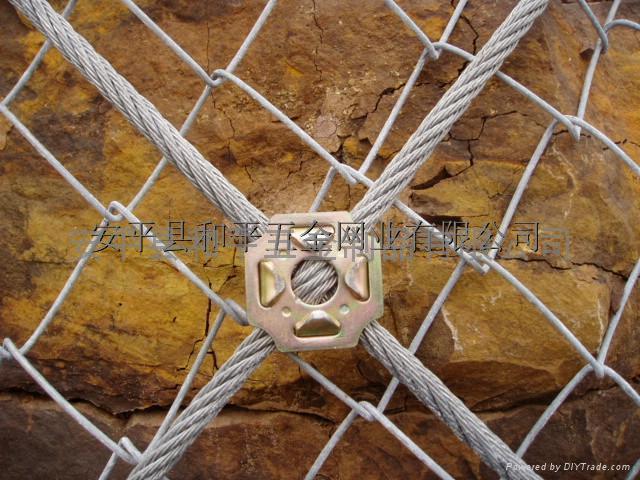 SNS柔性防护网 1