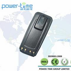 Battery pack for XiR P8260 PP8268 P8200