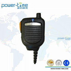 water-proof IP67 Remote speaker microphone  for two way radios