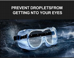 Power-Time Protection goggles