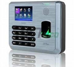 深圳中控X628指紋考勤機指紋打卡機帶U盤接口
