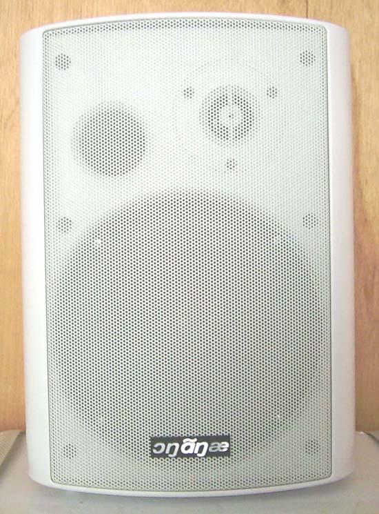 全频定阻音箱