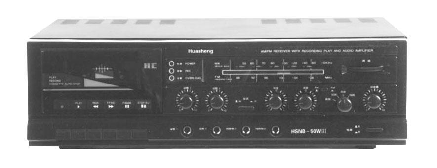 多功能晶体管扩音器 1
