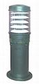 HDB-10G铝合金带灯草坪音