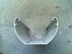 防水隧道灯具铝材