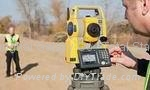 OS-102 TOPCON TOTAL STATION