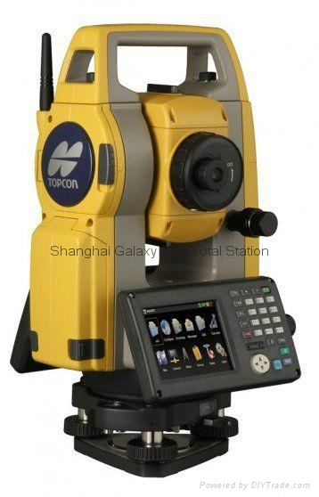 Topcon Onboard Station OS series OS-101 1'' Accuracy  Quick Details Place of Or
