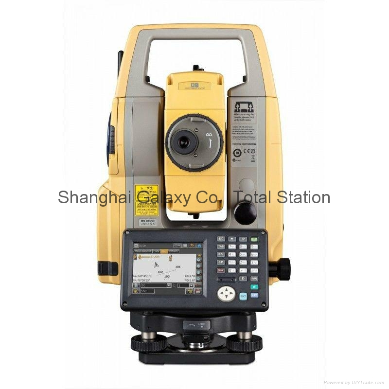 Topcon DS-105AC Robotic Total Station