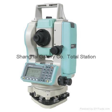 The Nikon NPL-322 Series of mechanical total stations
