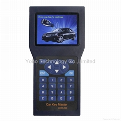 car key master CKM 200 handset