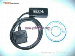WiFi OBD-II Car Diagnostics Tool for Apple iPad iPhone iPod Touch