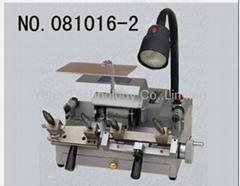 Zhuxin(Jin niu) Double Head Table Key Cutting Machine