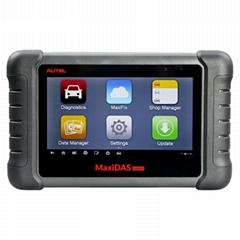 AUTEL MaxiDAS DS808 KIT Tablet Diagnostic Tool Support Injector & Key Coding