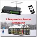 Multi-Sensors Temperature SMS Alert