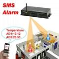 Multi-Sensors Temperature SMS Alarm