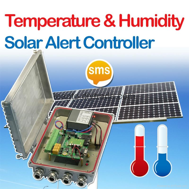 SMS Temperature  Humidity Controller 3