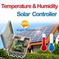 Temperature  Humidity SMS Alert