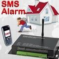 SMS Alarm Data Messenger