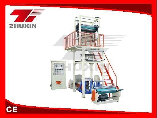 SJ-A Series HD/LDPE Film Blowing machine  1